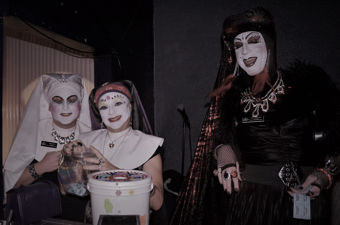 sisters of perpetual indulgence raising money orig
